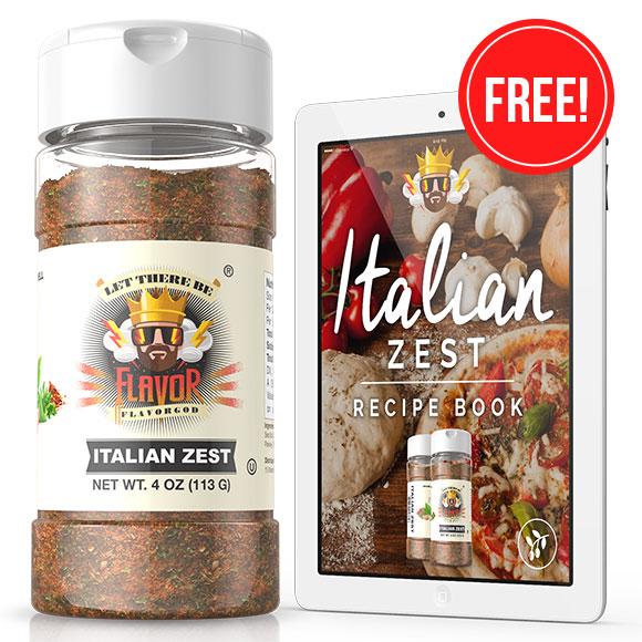 Italian Zest Seasoning