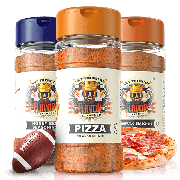 Football Seasoning Pack