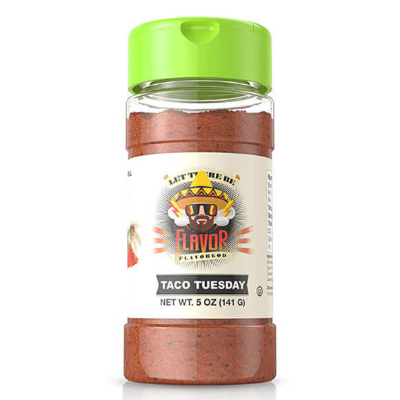 Taco Tuesday Seasoning