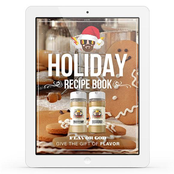 Holiday Recipe EBook