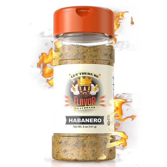 Habanero Seasoning