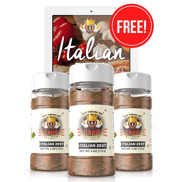 Italian Zest Triple Pack