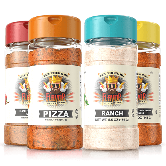 Popcorn Seasoning Pack