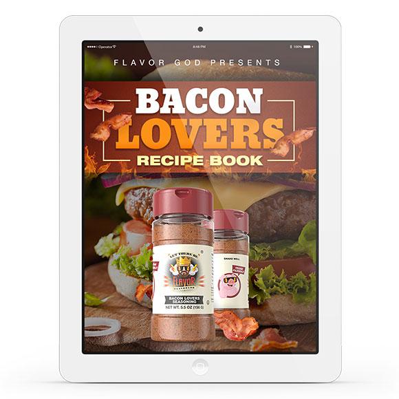 Bacon Lovers Recipe Book