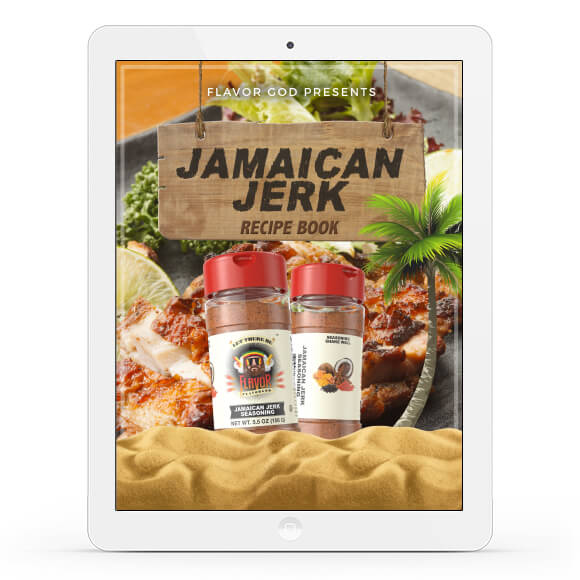 Jamaican Jerk Seasoning Recipe eBook