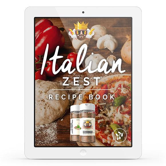 Italian Zest Ebook