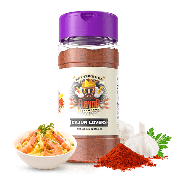 Cajun Lovers Seasoning