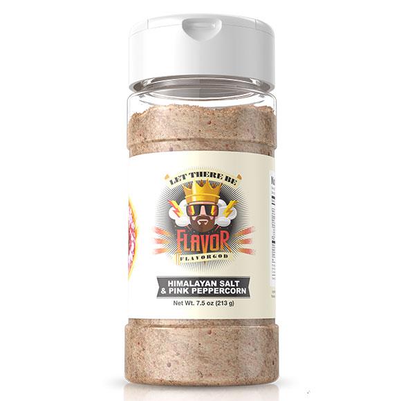 Himalayan Salt & Pink Peppercorn Seasoning
