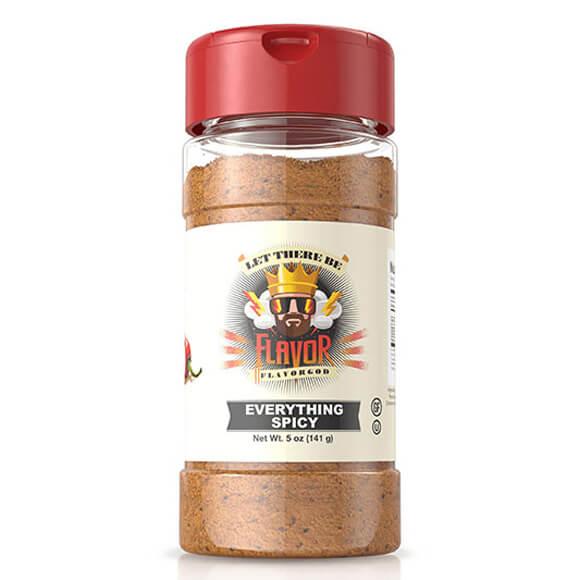 Spicy Everything Seasoning