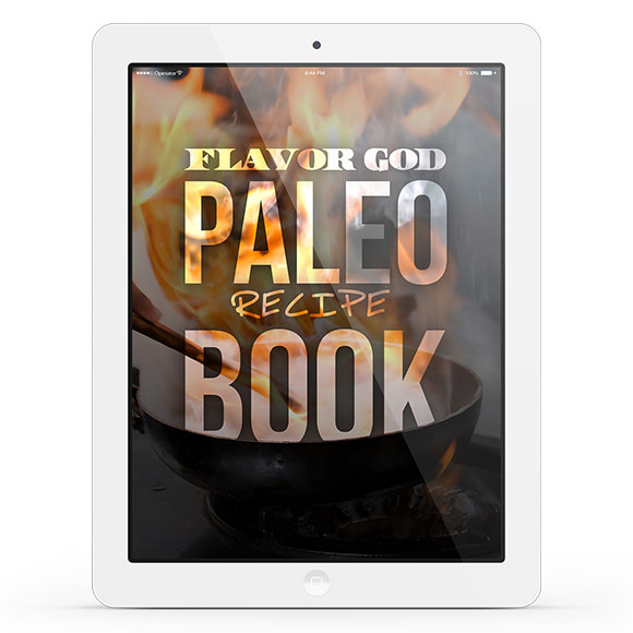 Paleo Recipe EBook