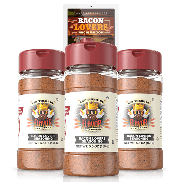 Bacon Lovers Seasoning (3 Bottles)