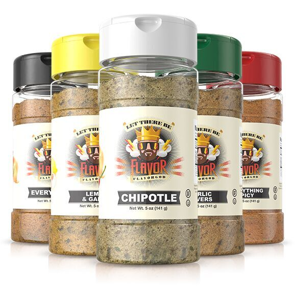 5 Bottle - Classic Combo Pack + Chipotle