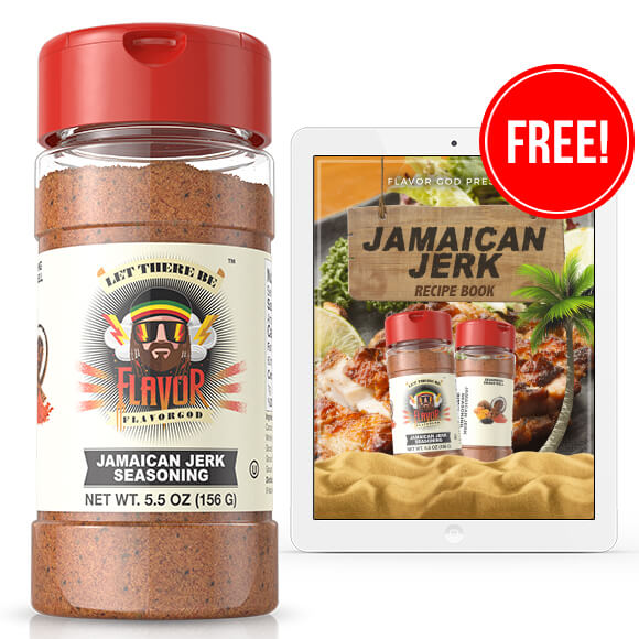 Jamaican Jerk Seasoning