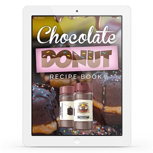 Chocolate Recipe Ebook