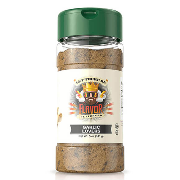 Garlic Lover's Seasoning