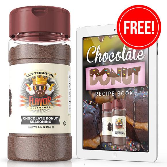 Chocolate Donut Seasoning