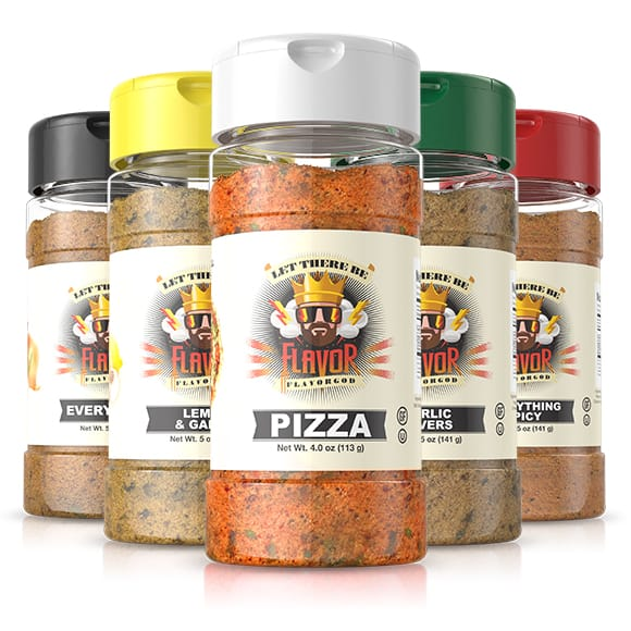 5 Bottle - Classic Combo Pack + Pizza